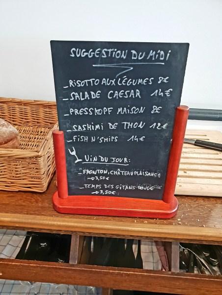 PAULUS BISTROT Strasbourg restaurant Krutenau