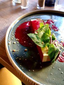 dessert bistrot des cocottes formule du jour Strasbourg