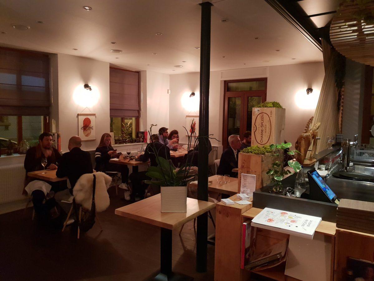 """Retour sur la soirée influenceurs """"Restaurant La Fabrique x Luxin"""""""