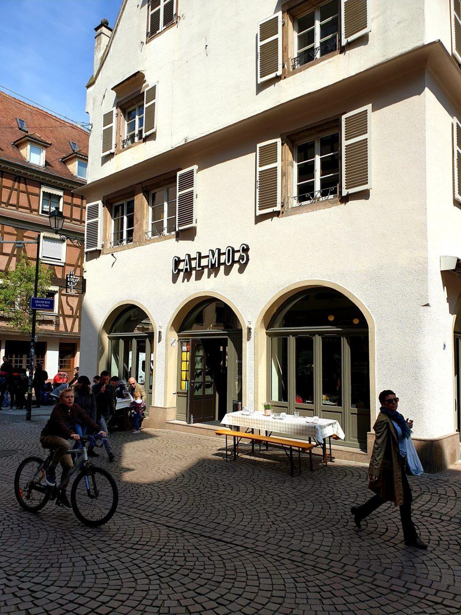 Kapoué test n°166: CALMOS, le restaurant qui calme la Grand'Rue à Strasbourg
