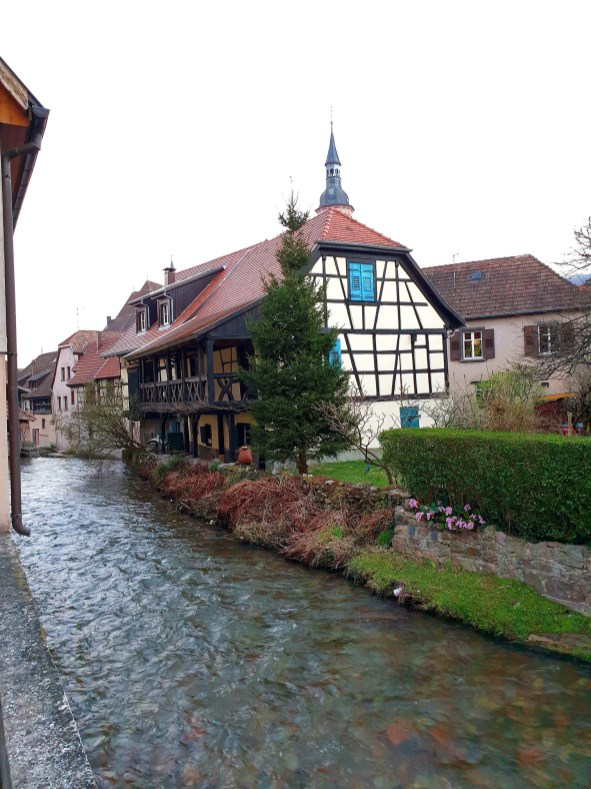 Kastelberg hotel restaurant Andlau Alsace route des vins 42
