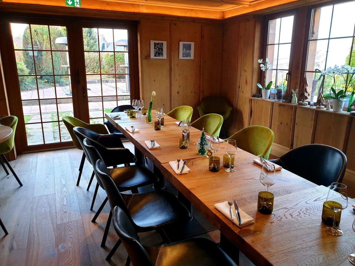 Concours: Gagnez un repas pour 2 au restaurant / bar à vins La Garenne à Saverne !