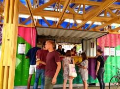 Grenze bar terrasse ephemere gare Strasbourg 2019 16