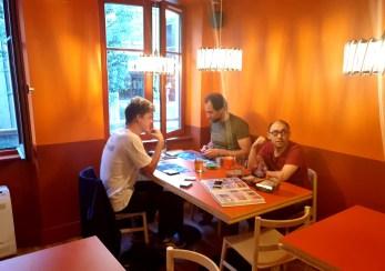Philibar bar jeux Strasbourg Halles 10