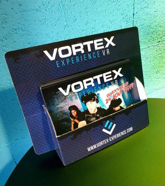 VORTEX experience VR jeu Strasbourg Mundolsheim jeu vidéo Vendenheim Alsace