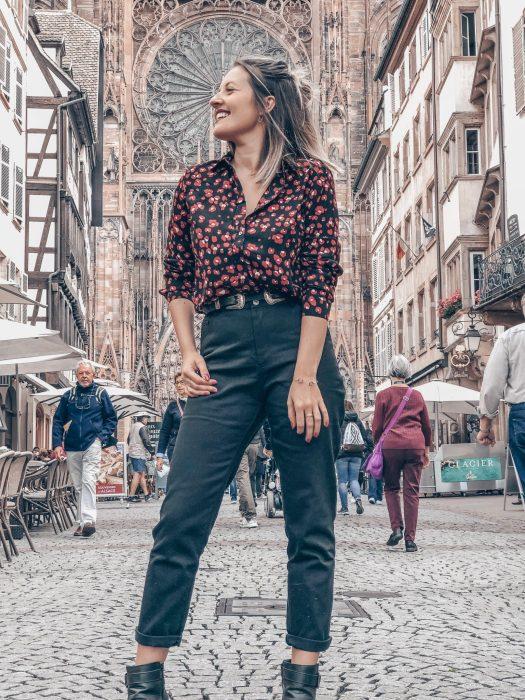 LEONIE marque mode femme Strasbourg