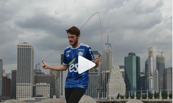 Patou Jump Rope strasbourgeois corde à sauter