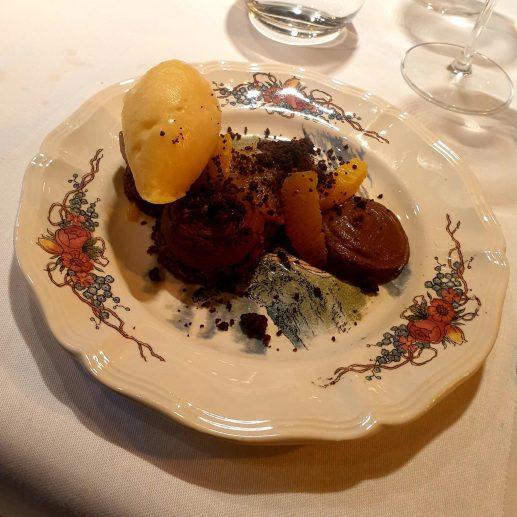 restaurant alsacien Strasbourg La Vieille Enseigne test