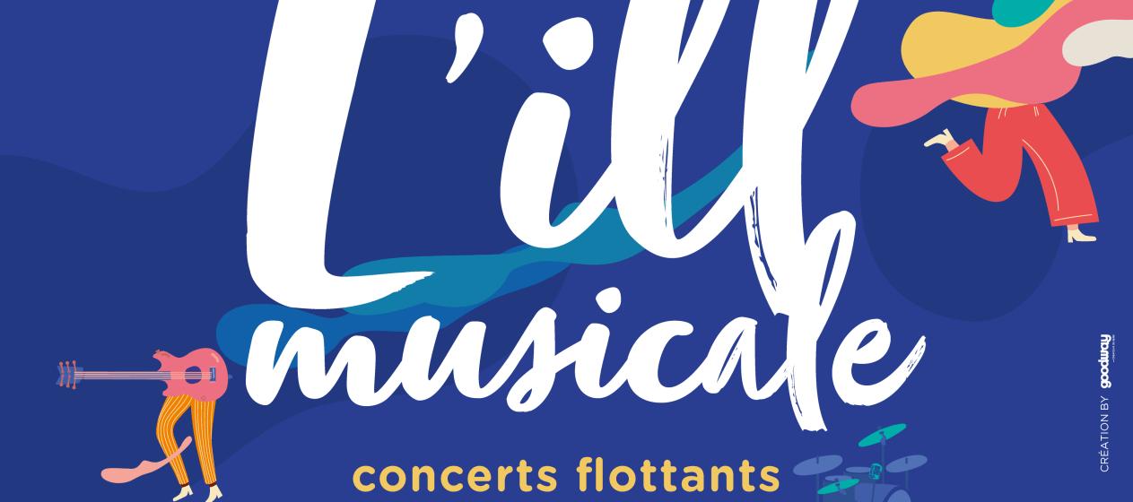 Strasbourg L'Ill Musicale Fête de la Musique 2020