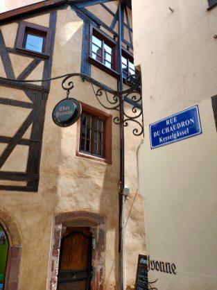 journée Strasbourg tourisme cathédrale 5eme lieu chez yvonne shopping