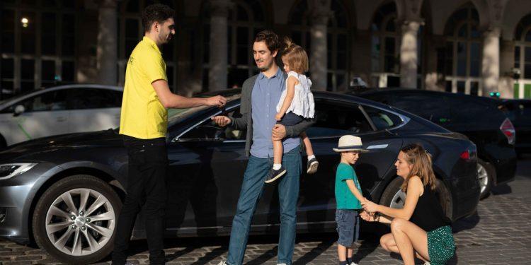 Ector voiturier gare Strasbourg parking