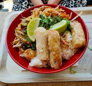 TAI KIN Strasbourg restaurant wok cuisine asiatique street food rivétoile repas