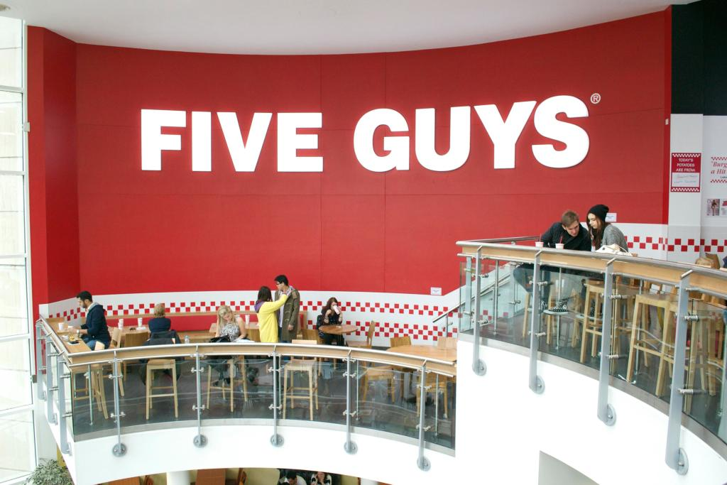Strasbourg Five Guys