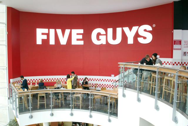 Strasbourg Five Guys