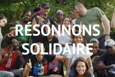 association commerçants solidaires Strasbourg photo groupe