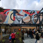 Shopping Promenade Coeur Alsace Vendenheim Reichstett street art