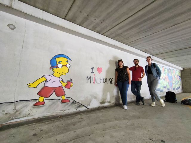 Mulhouse journée découverte blogueurs été 2021
