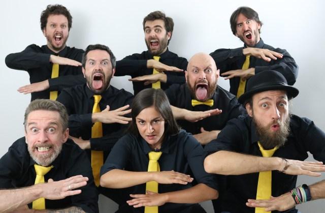 Banana Impro troupe Strasbourg alsace
