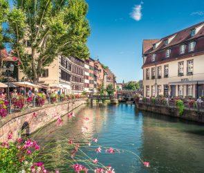 Déménager à Strasbourg petite France