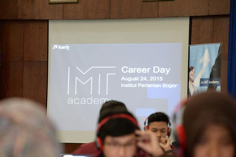 MT Academy Career Day