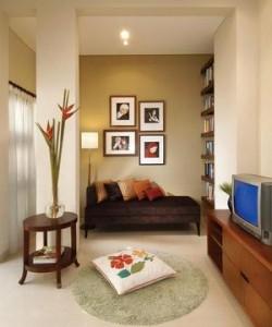 rumah mungil nyaman fungsional