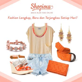 Tampil Trendy dengan Shopious.com