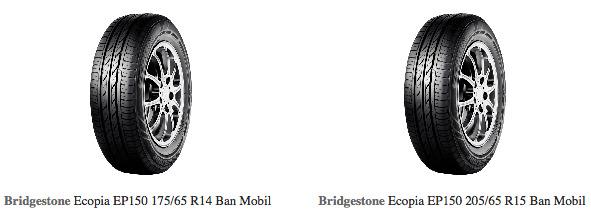 Jual Ban Bridgestone Terlengkap Terbaik