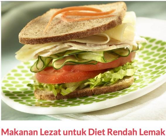 Makanan Lezat untuk Diet Rendah Lemak - Tropicana Slim - Cegah diabetes untuk hidup sehat lebih lama