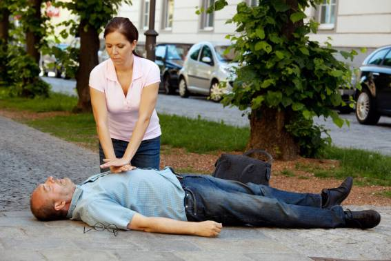 Tindakan Pertama Menghadapi Serangan Jantung Koroner