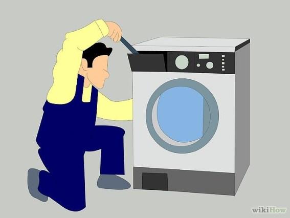 memperbaiki watt mesin cuci