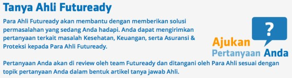 Tanya Ahli Futuready