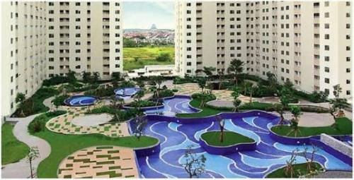 Apartemen Nyaman Educity Surabaya