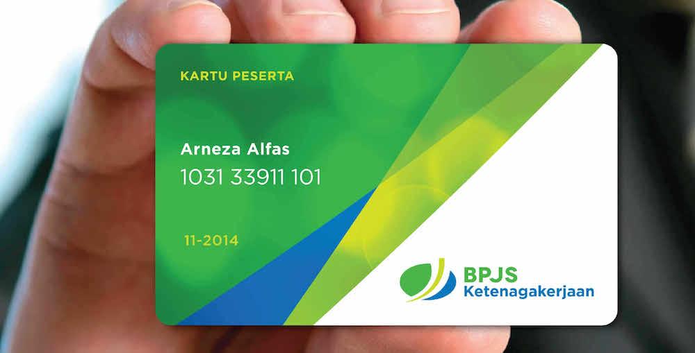 Contoh Kartu Peserta BPJS