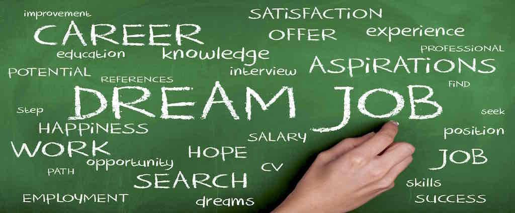 Meraih Kesempatan Karir Impian