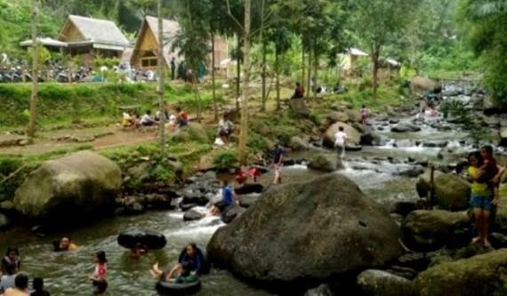 Objek Wisata Sungai Cireong