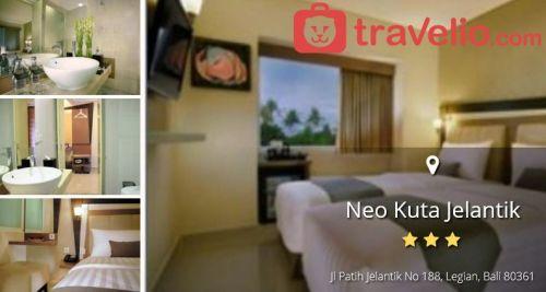 Hotel Neo Kuta Jelantik Bali