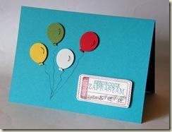 , Zaproszenia urodzinowe na szybko ;)