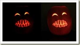 , Halloween z paluchami czarownicy ;)