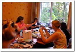 , 21.08.2010 – Spotkanie skraperek w Świecie Pasji…