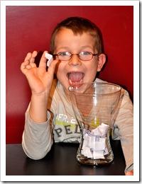 , 10.10.2010 – Spotkanie w Świecie Pasji i losowanie Candy