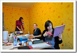 , 06.02.2011 – Spotkanie craftowe w Świecie Pasji