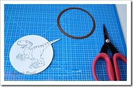 , Maskowanie stempli cz. II + tuszowanie z wykrojnikami