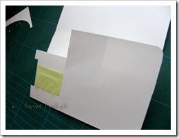 , Kartka rozsuwana (slider card)