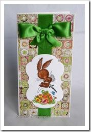 , Wielkanocnie z kokardą…