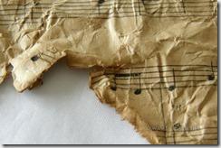 postarzanie, Scrapbooking – postarzanie papieru