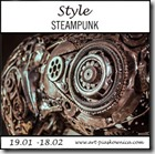 steampunk, Mecha-kot – steampunk