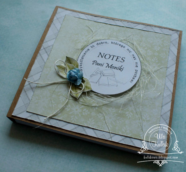 Notes dla nauczyciela, Notes dla nauczyciela