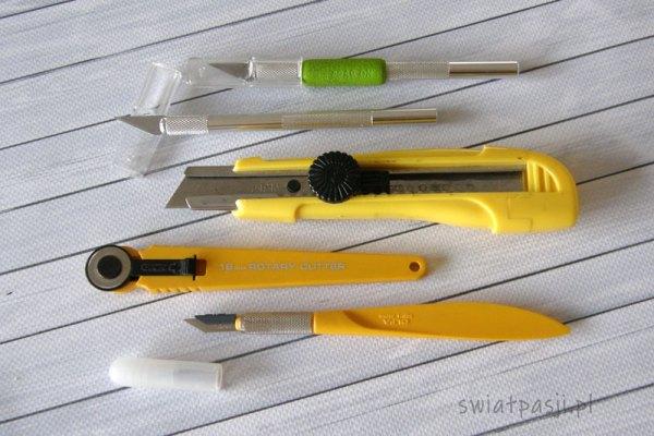 narzędzia, Narzędzia tnące