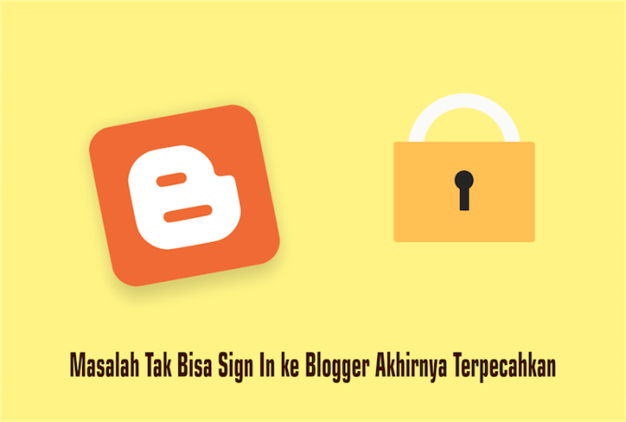 Sign In Blogger