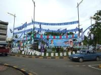 Finał kampanii wyborczej w Malezji